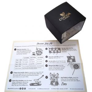 Lolly Kit Instructions