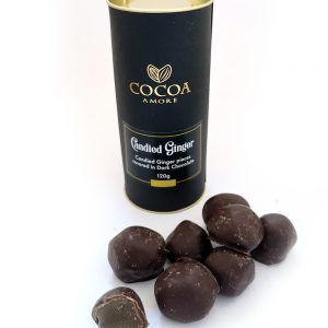 Candied Ginger Noir Range