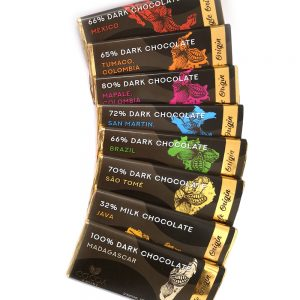 Single Origin Bar Range