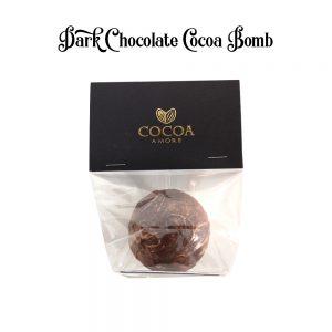 Dark Chocolate Cocoa Bomb