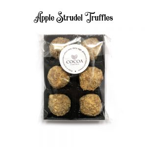 M&M Apple Strudel Truffles