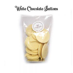 M&M White Chocolate Buttons
