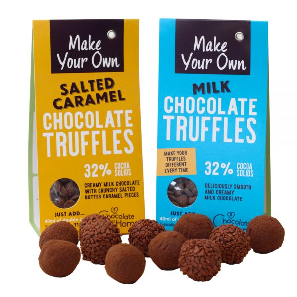Make Your Own Truffle Kit