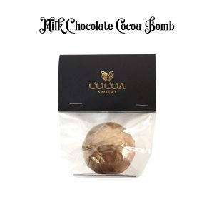 Milk Chocolate Cocoa Bomb