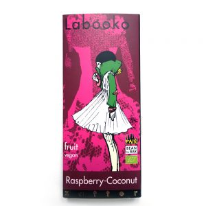 Zotter Raspberry-Coconut
