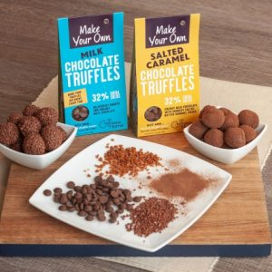 Chocolate Truffle Kits