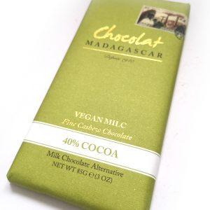 Chocolat Madagscar Cashew Milk