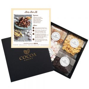 Rocky Road Kit Open