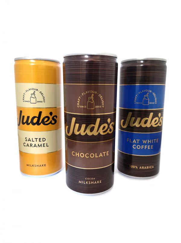 Judes Milkshakes