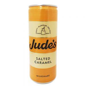 Judes Milkshake Salted Caramel