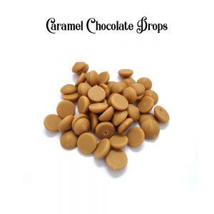 Caramel Chocolate Drops
