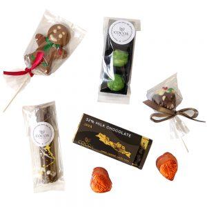 Christmas Stocking Chocolates