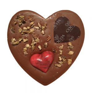 Amore Milk Chocolate Heart