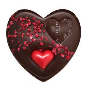 Amore Dark Chocolate Heart