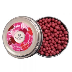 Ruby Chocolate Caviar