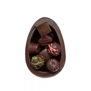 Dark Half Egg