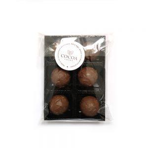 Milk Chocolate Truffles 6 Pack